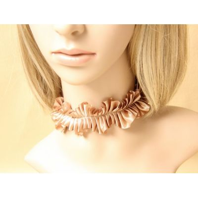 Graceful ladies short collar necklace wholesale