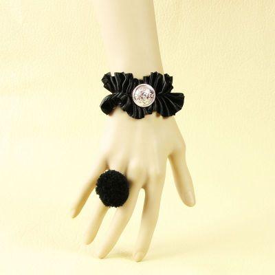 2012 Fahion Design Vintage Black Bracelet