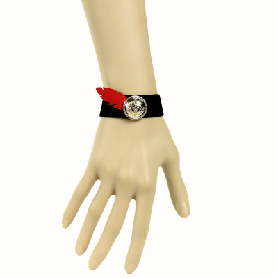 Vintage London Wristlet Punk Style Bracelet