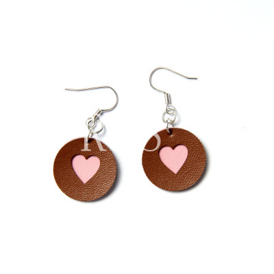 2012 Fashion Earring Hearts Series From Wholesale