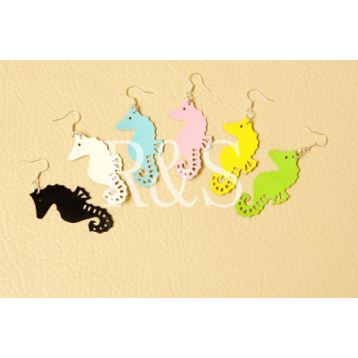 Lovely animal pattern earrings many colors available