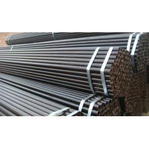 Tubo de acero negro ASTM A106