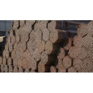 Tubo de acero dulce para construcción ERW