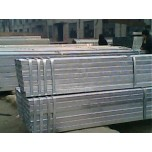 BS1387 Galvanized Rectangular Steel Pipe
