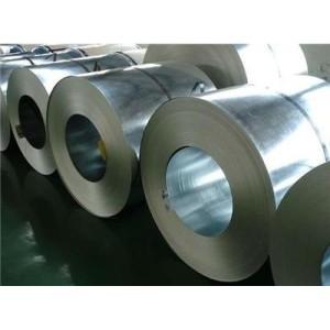 Bobina de acero galvanizado de ancho medio