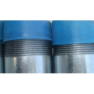 Hilo tubo de acero 3 inch