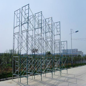 Stair Scaffolding Frame