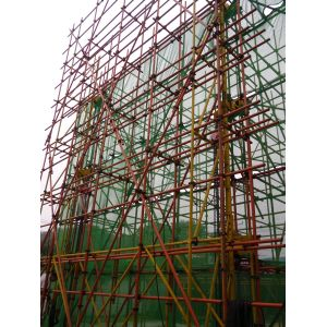 Fast Lock Scaffolding Farme Pwoder Coated