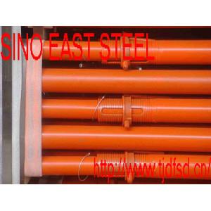 0.2-3.6m acero de tubular andamio para construcion