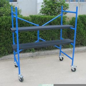steel mini scaffolding Manufacturer