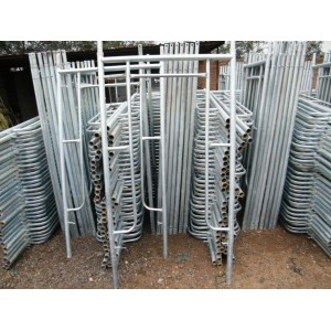 Steel Frame Scaffolding System