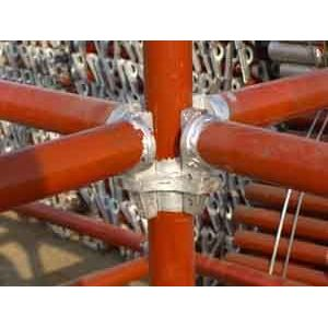 Cuplock System scaffolding
