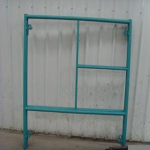 OEM steel scaffolding frames