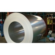Galvanized cold rolled steel coils