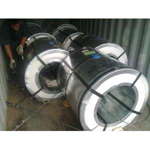 Bobina de acero galvanizado de lamina en fria de buena calidad