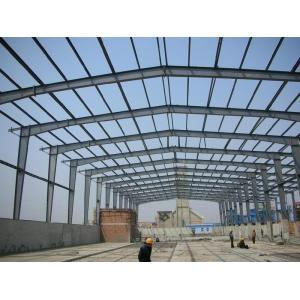 Prefabricated metal house steel structure