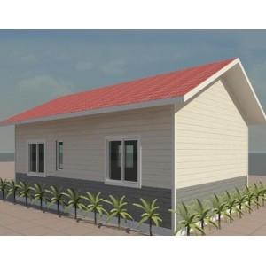 Gran apariencia barato estructural casa prefabricada torrable
