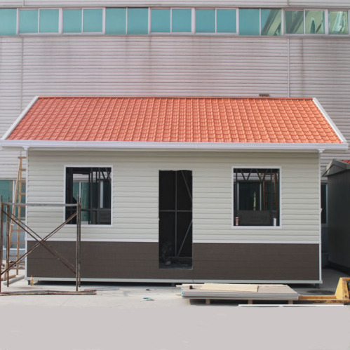 Steel Structure House Villa House Plans Prefab House