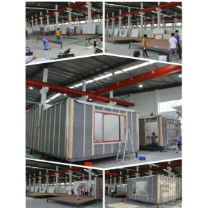 High rise structural steel of building fabrication