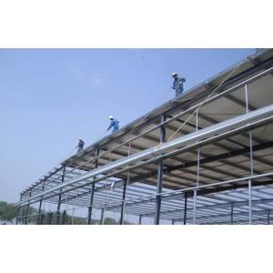 Prefabricada de  acero casa verde estrutural