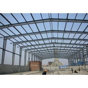 Hot rolled structural steel fabrication sale
