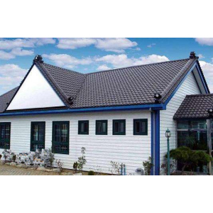 2013 popular prefabricated house/prefab villa