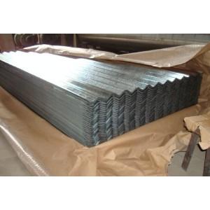 Plancha galvanizadas para techos con zinc recubrimiento