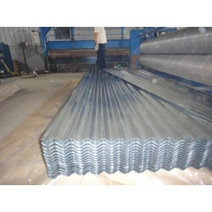 corrugated steel roofing sheet made in China