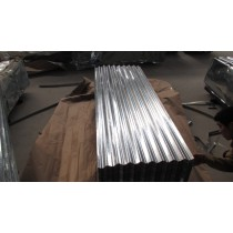 zinc coated corrugated roofing sheets