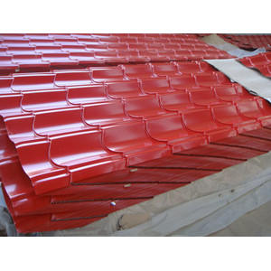 pre-painted corrugated steel sheet/corrugated steel sheet/corrugated roofing sheets from China