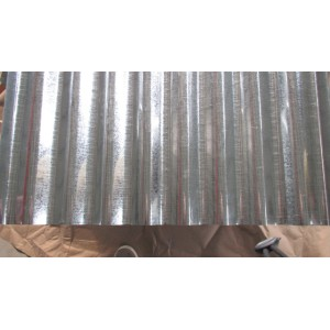 650-900mm width zinc coat corrugated roof sheet