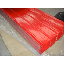 colorful corrugated roofing sheets supplier