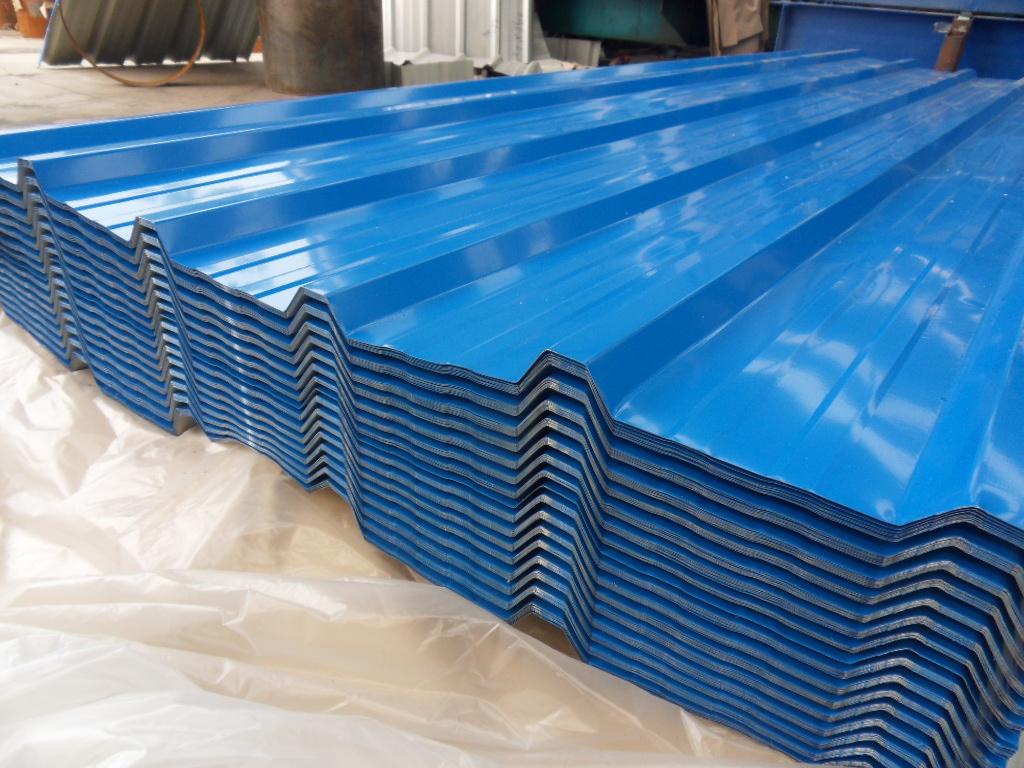 Casa para color recubrimiento de l minas galvanizadas para - Laminas de techo ...