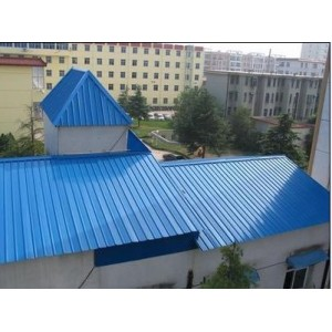 Metal de  Láminas galvanizadas para techos