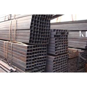 Tubo de acero cuadrado al carbono de acero dulce 20x20mm-600x600mm fabricante