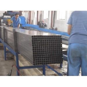 Tubos de aceros dulces cuadrados negros fabricantes y tuberias de aceros cuadrados galvanizados