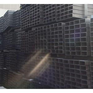 Q345 Tubos de aceros cuadrados con costura