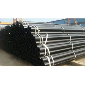 ASTM A53 carbon seamless pipe for conveying gas, oil and water