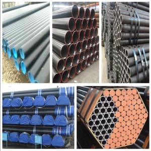Oil Water Seamless Pipe for High-pressure Boiler , steam pipe