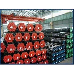 low carbon seamless steel pipe with cheap price and highly quality