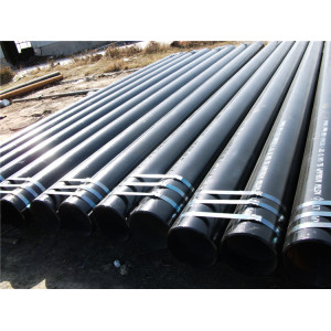 Q345 seamless steel pipe from China factory