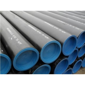 API 5L /5CT carbon seamless steel pipe