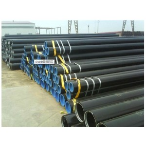 ASTM A106 A53  carbon steel seamless pipe