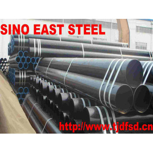 China made api 5L x52 steel pipe