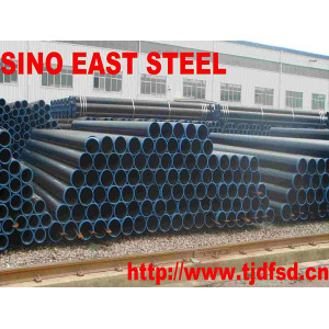 Popular  used API 5L PSL1 GR.B/X52/X60/X65/X70 API STEEL PIPE