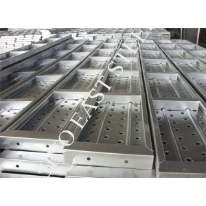 Galvanized Scaffolding Steel Plank For Construct