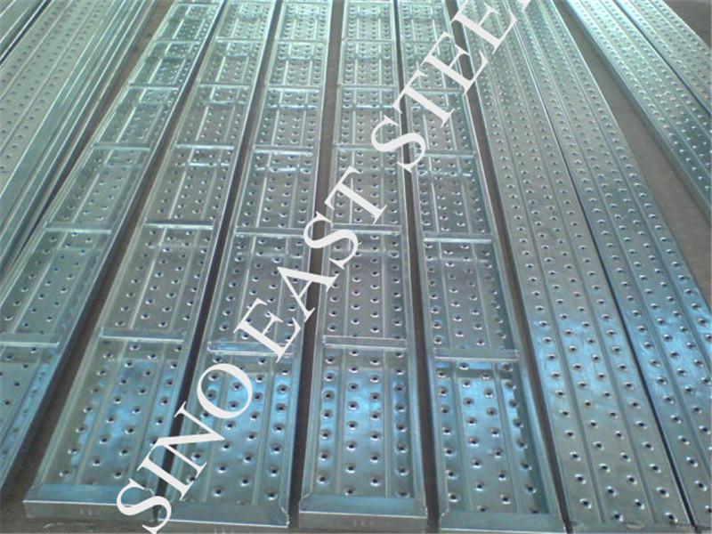 Walk Boards For Roofing steel scaffolding platform plank, walk board - china ...