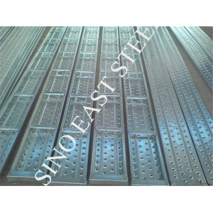 2M Steel Scaffolding Walking Board for construction material