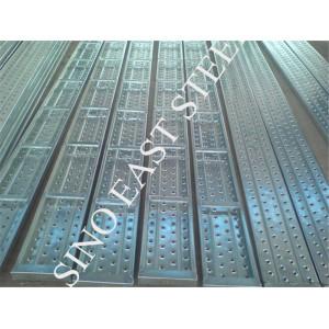 steel scaffolding platform plank, walk board