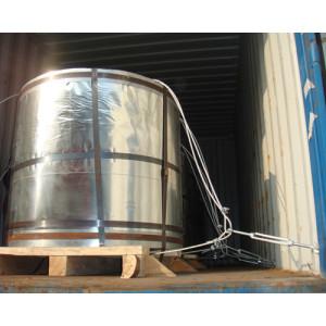 Hojalata estañada usado en metal paquete